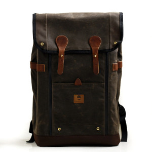 Babylon Backpack Brown 25500円