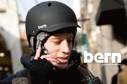 ヘルメットブランド『Bern』の取扱スタート
